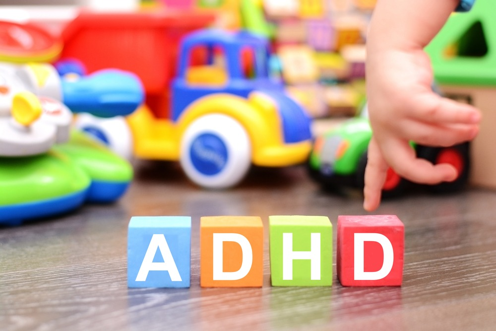 a Child With ADHD