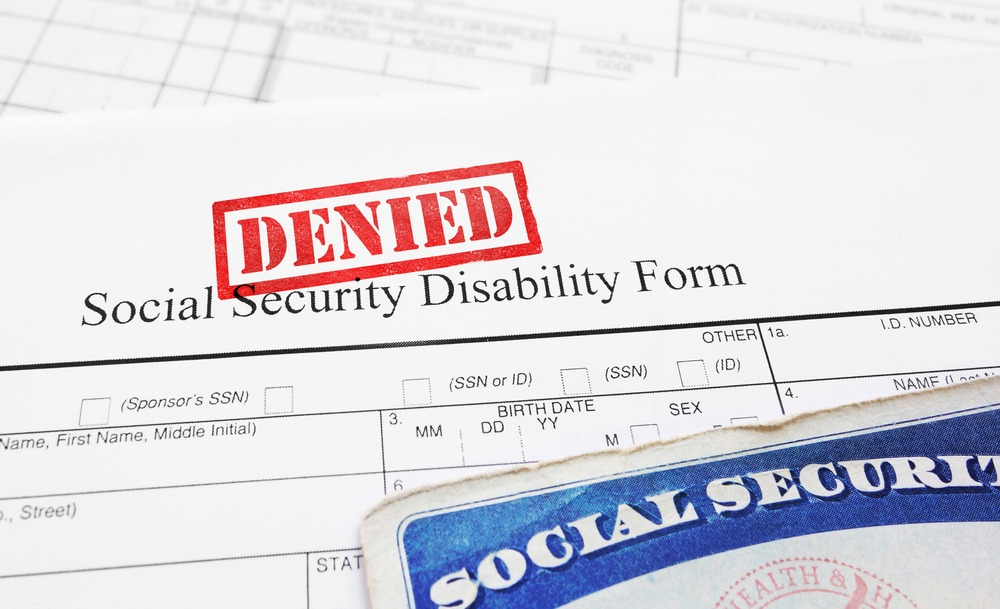 Social Security Disability Deny