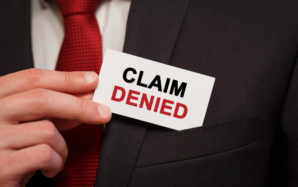 Disability Claim Denial